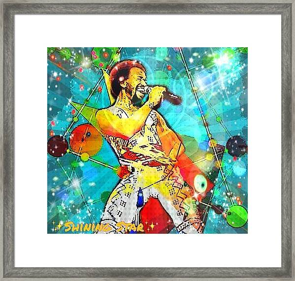 Shining Star  Framed Print