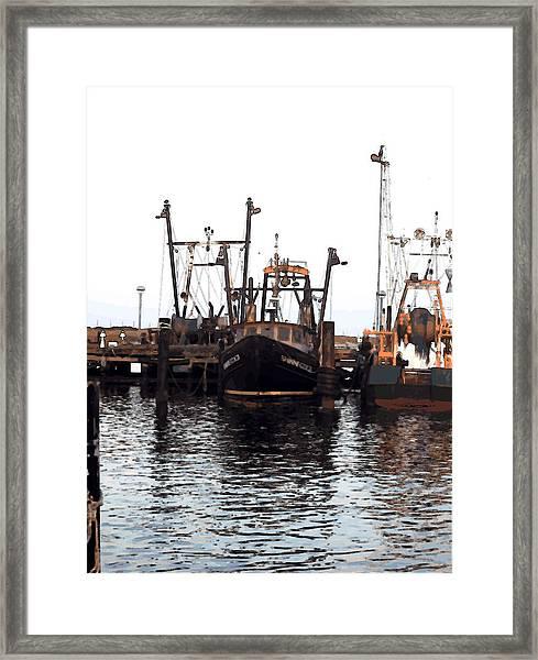 Shinnecock Painting Framed Print