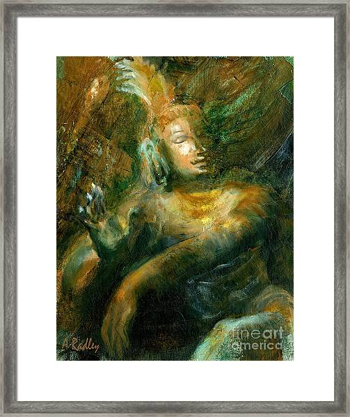 Shiva Lord Of The Dance Framed Print