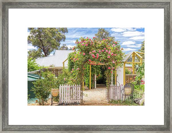 Shortest Way To Heaven #2 Framed Print