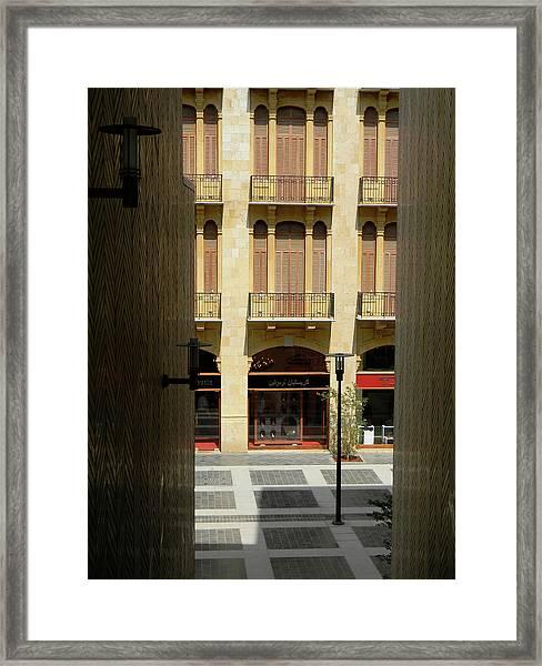 Siesta Time Framed Print