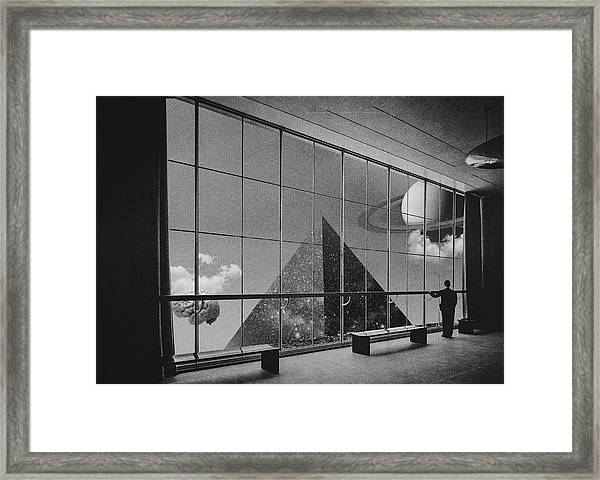 Sighting  Framed Print