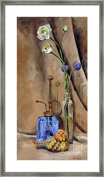 Signs Of Spring  Framed Print