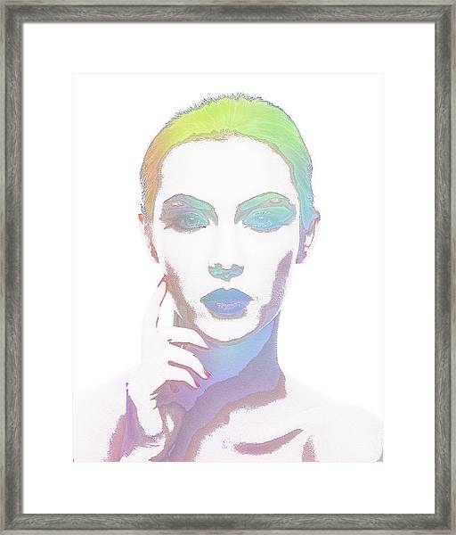 Simply Irresistable Framed Print