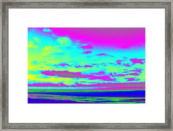 Sky #2 Framed Print
