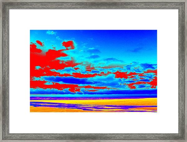 Sky #3 Framed Print