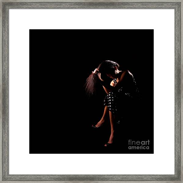 Slipping Through Her Fingers 1284664 Framed Print