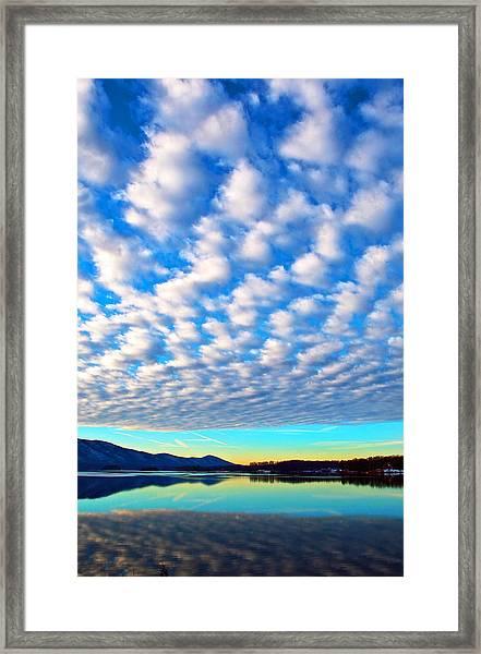 Sml Sunrise Framed Print