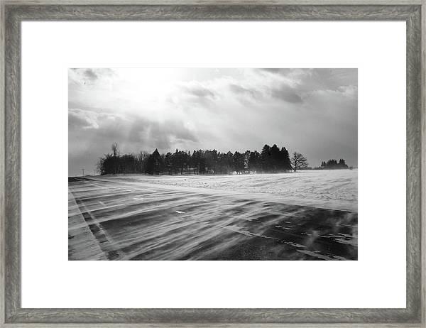 Snl-4 Framed Print