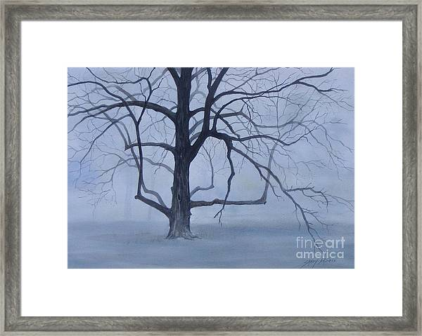Solitude  Sold Framed Print