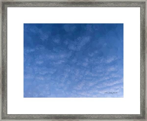 Solstice Dawn Framed Print