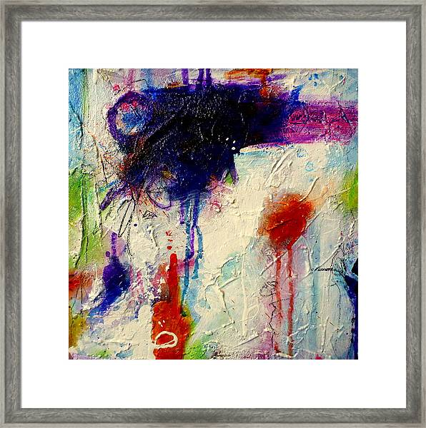 Some Dance To Forget Framed Print