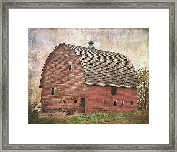 Someplace In Time Framed Print
