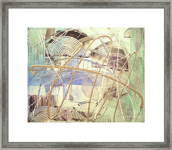 Soothe Framed Print