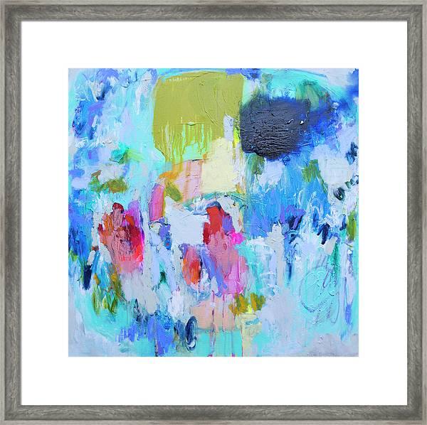 Soul Feeling Framed Print
