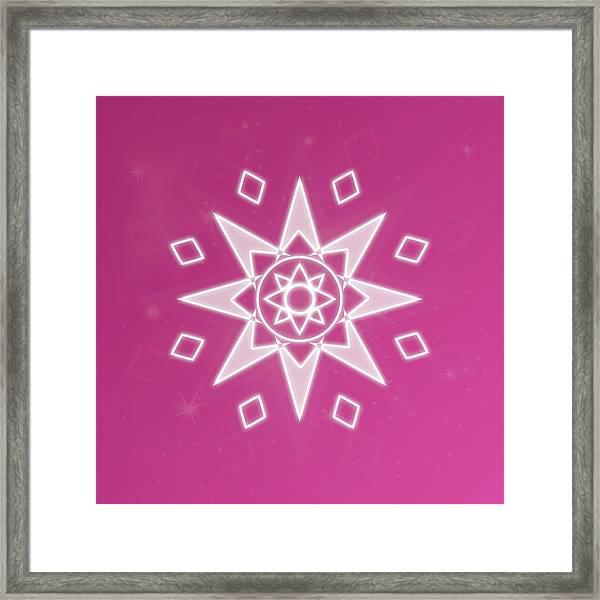 Soul Star Framed Print