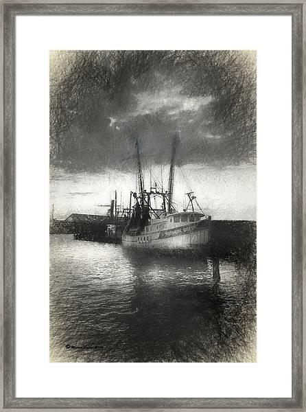 Southern Grace Framed Print