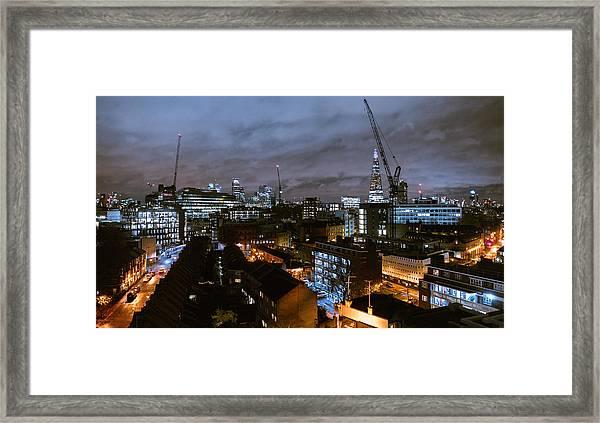 Southwark Framed Print