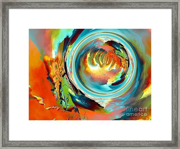 Southwestern Dream Framed Print