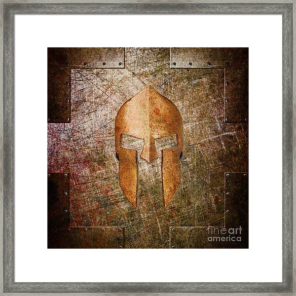 Sparta Framed Print