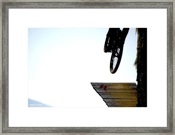 Specialized Launchpad Framed Print