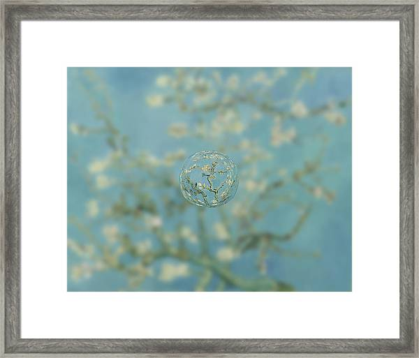 Sphere Ill Van Gogh Framed Print