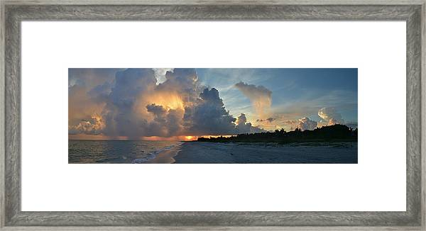 Spirit Flowing Framed Print