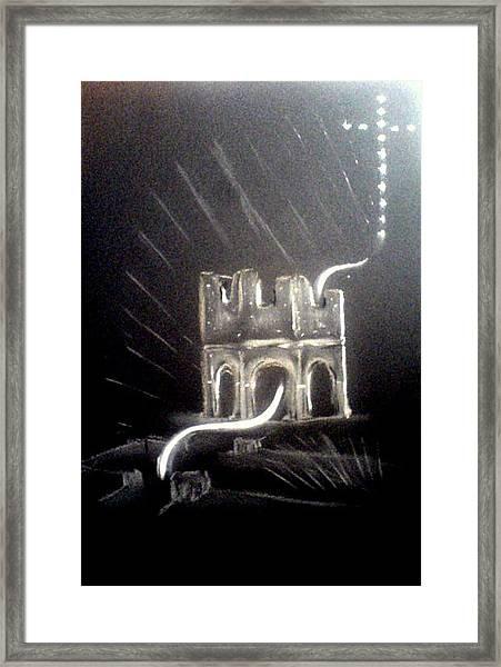 Spirit Of Mellifont Abbey Framed Print