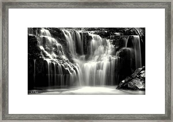 Spirit Of Water Framed Print
