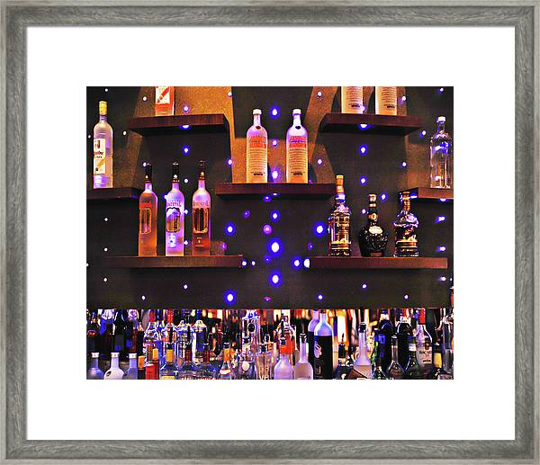 Framed Print featuring the photograph Spirits by Scott Cordell