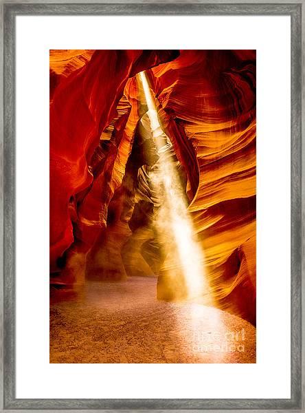 Spirit Light Framed Print