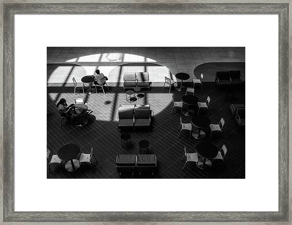 Framed Print featuring the photograph Spotlight by Eric Lake
