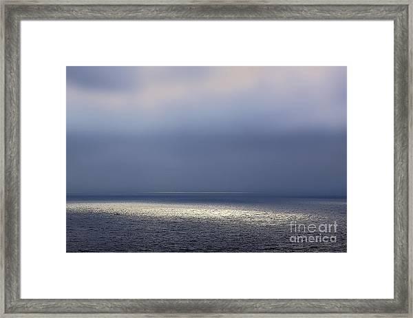 Spotlight Rollover Framed Print