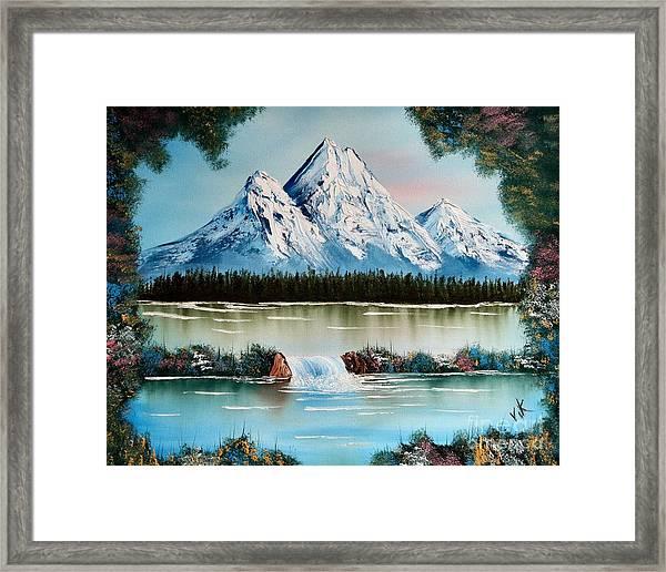 Spring In Colorado Framed Print