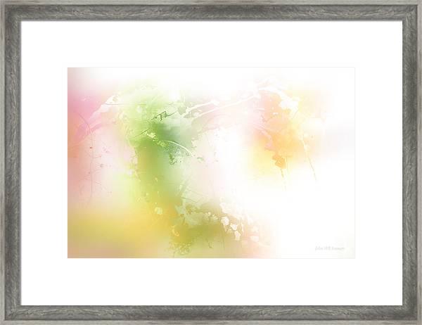 Spring Iv Framed Print