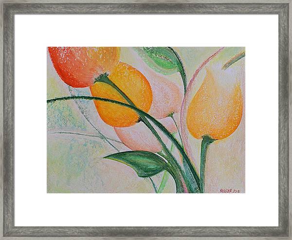Spring Light Framed Print