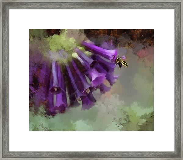 Spring Renewal Framed Print by Mac Titmus