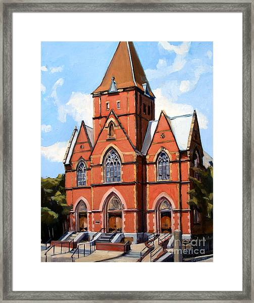 St. Augustine's Church Framed Print