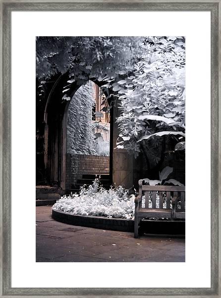St Dunstan's In The East Framed Print