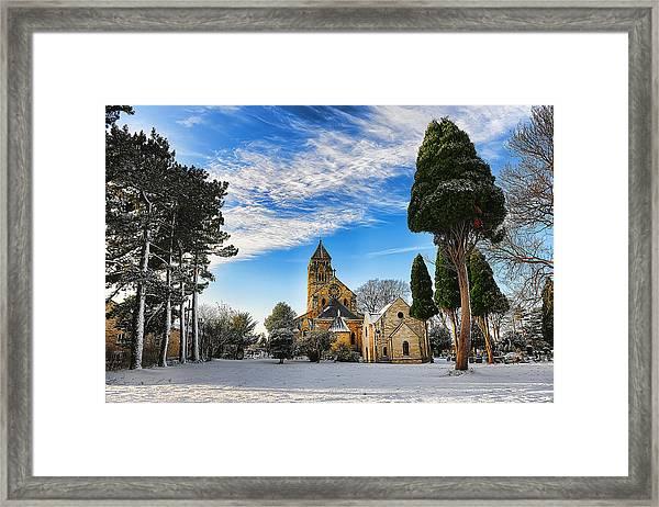 St. Edward Framed Print