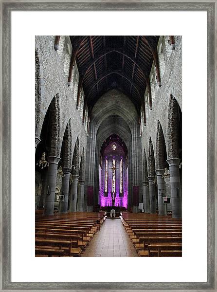 St. Mary's Cathedral, Killarney Ireland 1 Framed Print