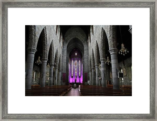 St. Mary's Cathedral, Killarney, Ireland 2 Framed Print
