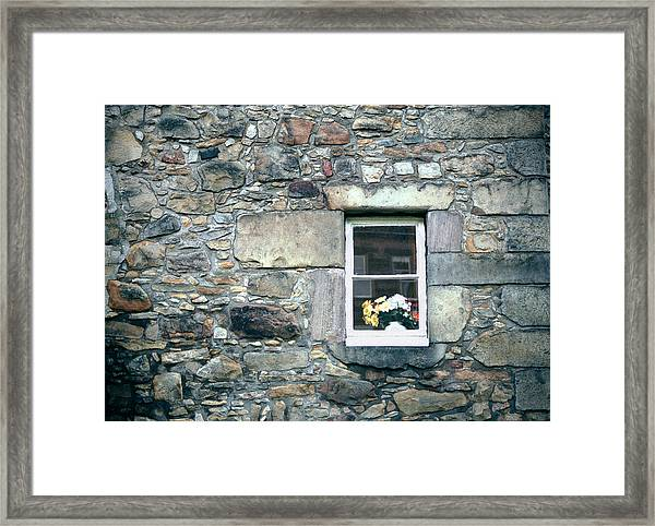 St. Mary's Window Framed Print