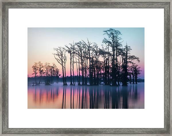 St. Patrick's Day Sunrise Framed Print