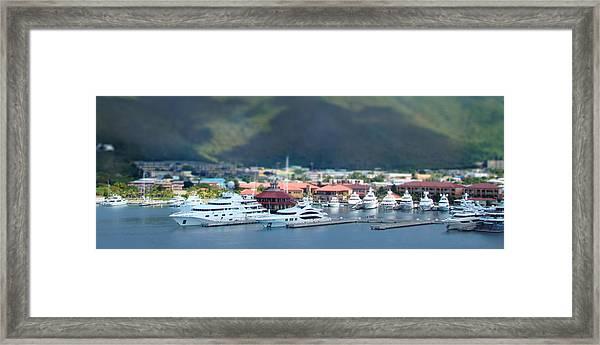 St. Thomas Us Virgin Islands Framed Print
