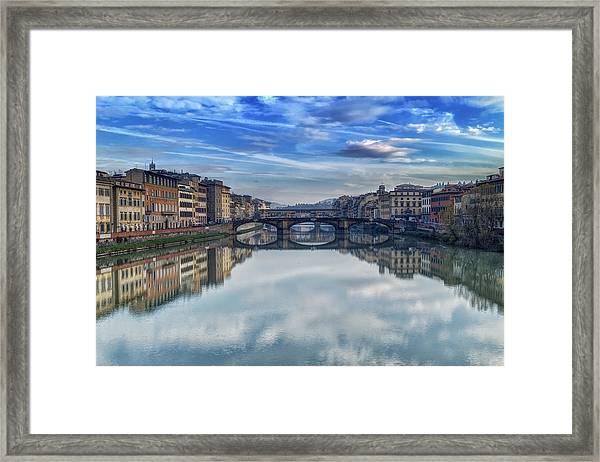 St. Trinity Bridge Framed Print