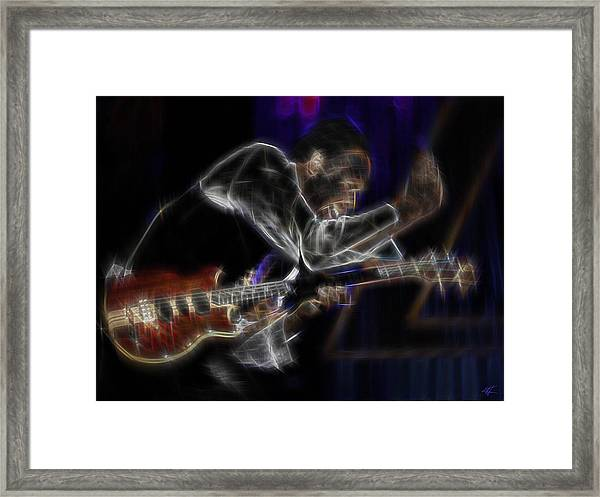 Stanley Framed Print