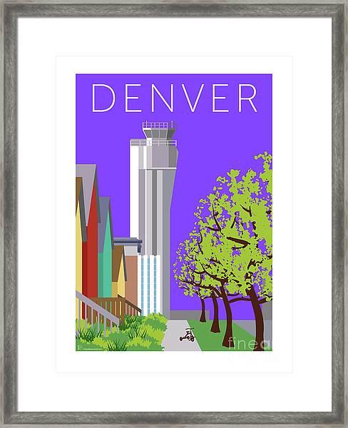 Stapleton Spring Framed Print