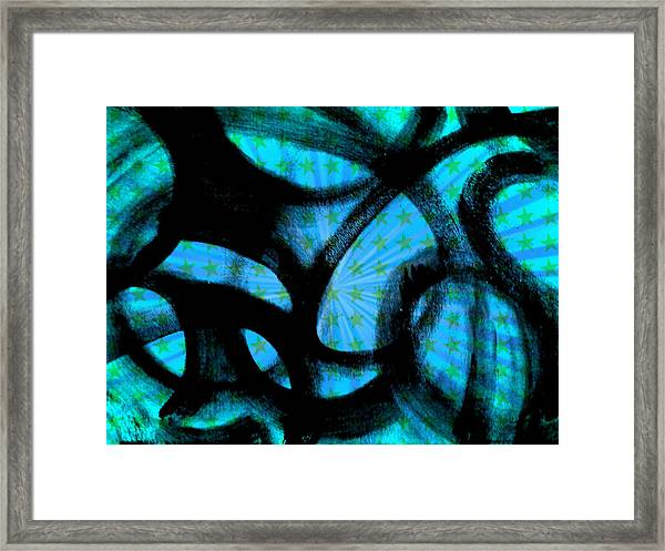Star Soul Framed Print