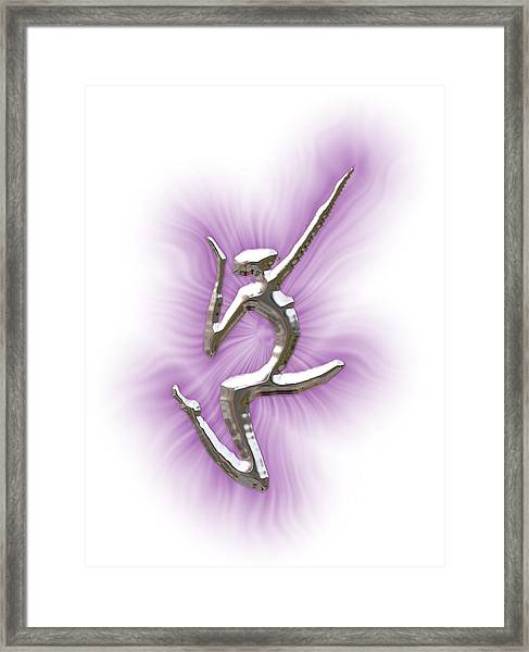 Star Spirit Framed Print